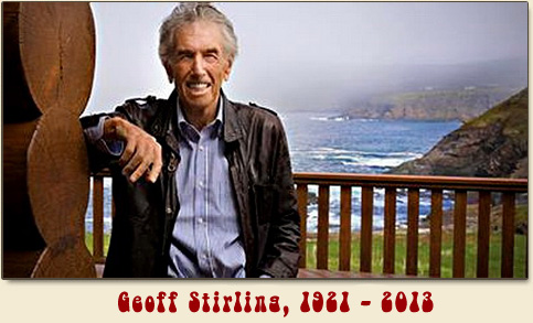CKGM Geoff Stirling 1921-2013