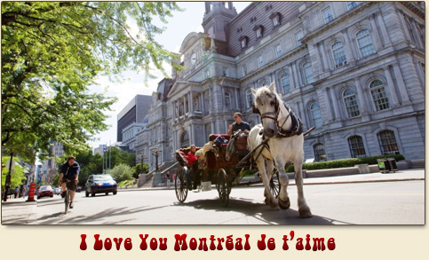 Montreal City Hall.